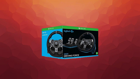 Logitech G920 Driving Force For Xbox One