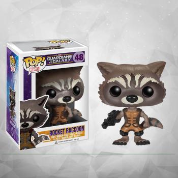 2 Rocket Raccoon