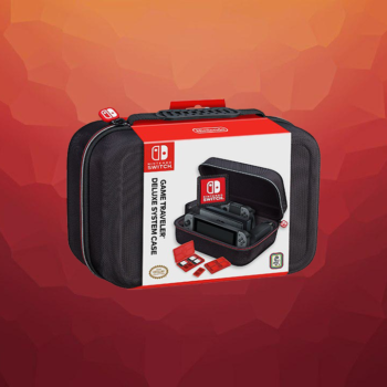 Nintendo Switch Deluxe Travel Case 1