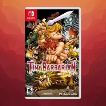 Tiny Barbarian DX