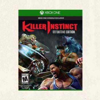 Killer Instinct Definitive Edition