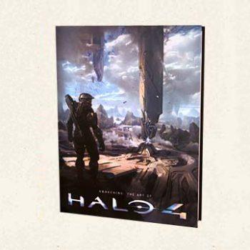Awakening The Art of Halo 4
