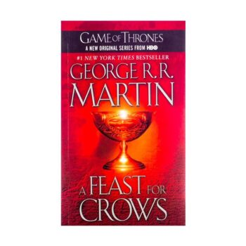 A Feast for Crows by George R R Martin_600px
