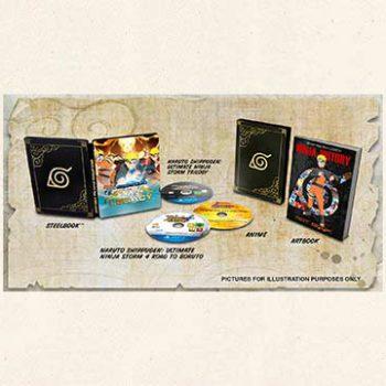Naruto-Legacy-R2-artbook-steelbook-3ta-bazi+anime