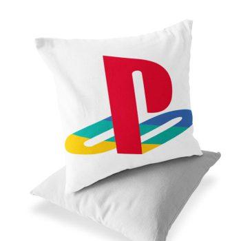 playstation-logo-design-pillow-size-40×40-code-114-02