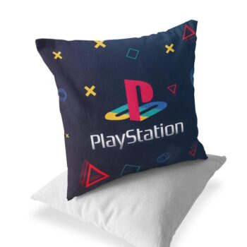 playstation-logo-design-pillow-size-40×40-code-116-03